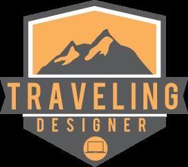 traveling designer